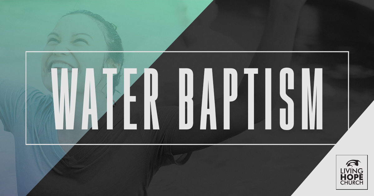 Baptisms on October 25th