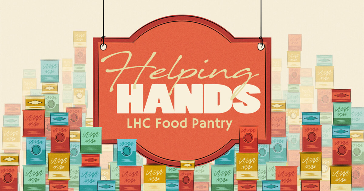 Grocery Items Available Through Helping Hands Living Hope Church