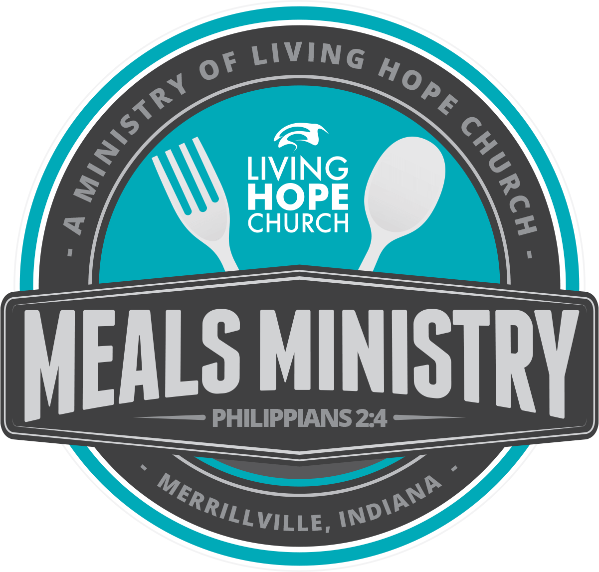 Living Hope Church Meals Ministry logo